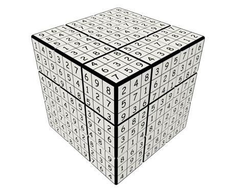 V-Cube 3 - V-Udoku (3x3)