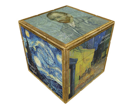 V-Cube 3 - Van Gogh (3x3)