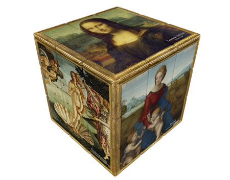 V-Cube 3 - Renaissance (3x3)