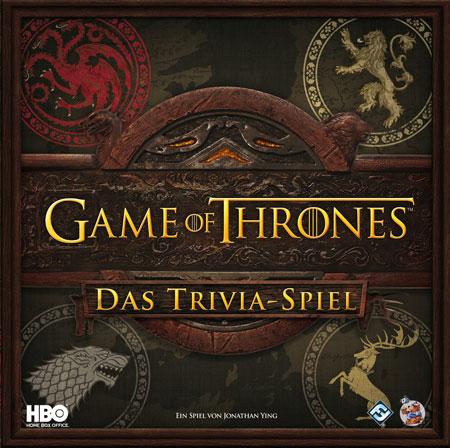Game of Thrones - Das Trivia-Spiel
