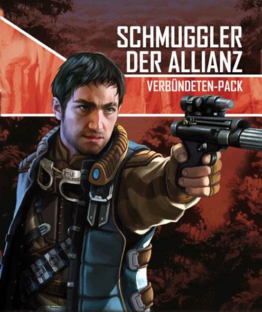 Star Wars: Imperial Assault - Schmuggler der Allianz Erweiterung