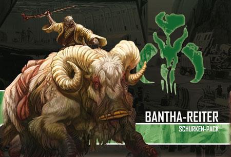 Star Wars: Imperial Assault - Bantha-Reiter Erweiterung