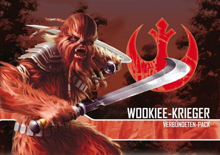 Star Wars: Imperial Assault - Wookiekrieger Erweiterung