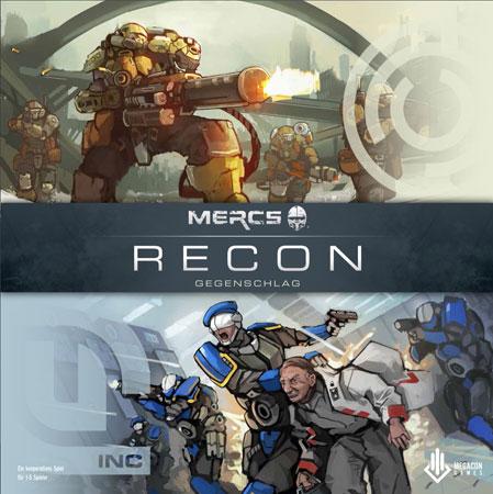 Mercs Recon - Gegenschlag