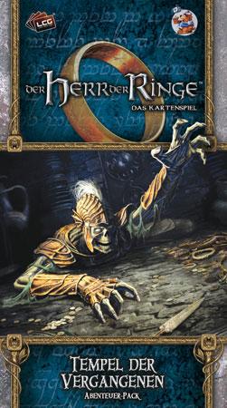 Der Herr der Ringe - Das Kartenspiel: Tempel der Vergangenen (Traumjäger 3)