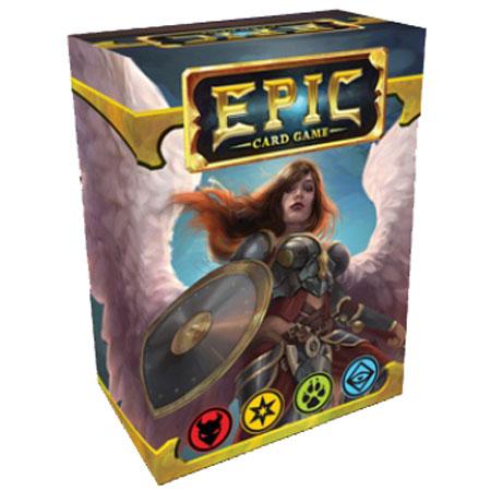 EPIC - Kartenspiel (engl.)
