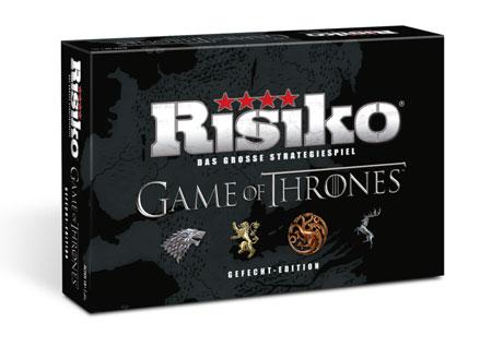 Risiko - Game of Thrones Gefecht Edition