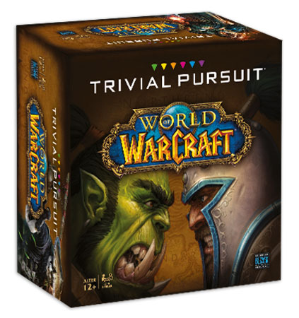 Trivial Pursuit - World of Warcraft