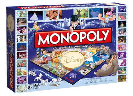 Monopoly - Disney Classic