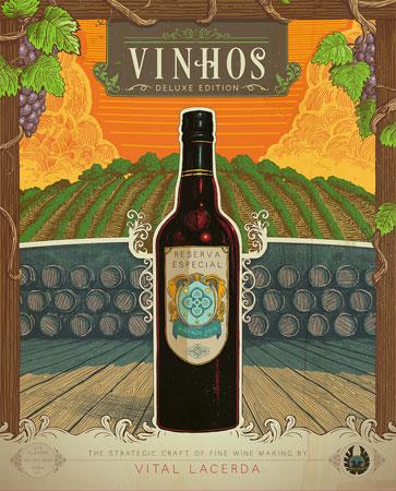 Vinhos - Deluxe (inklusive dt. Übersetzungspaket)