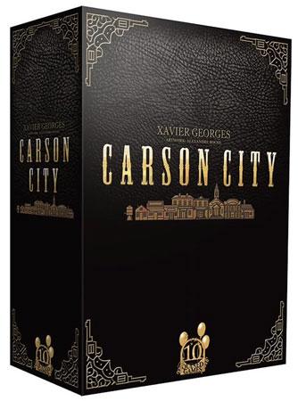 Carson City - Big Box