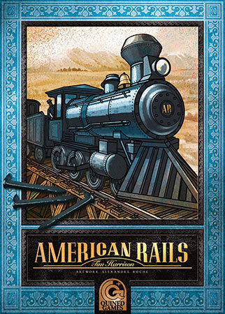 American Rails - The Barons of 1850