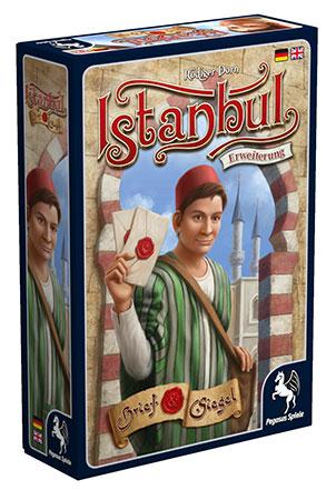 Istanbul - Brief und Siegel Erweiterung