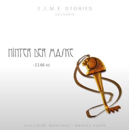 T.I.M.E Stories - Hinter der Maske Erweiterungsszenario