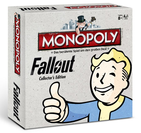 Monopoly - Fallout Collector´s Edition