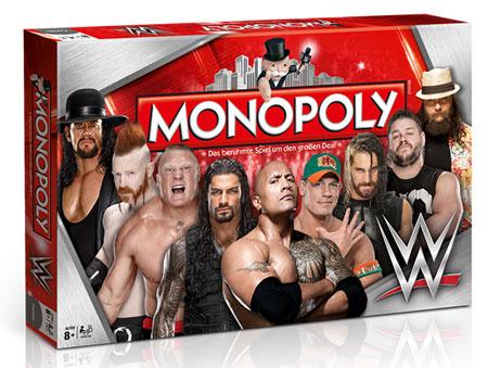 Monopoly - World Wrestling Entertainment