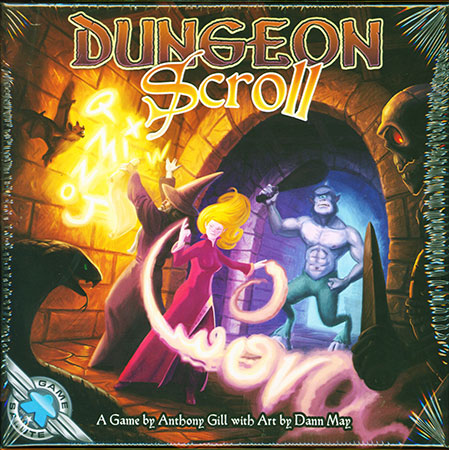 Dungeon Scroll (engl.)