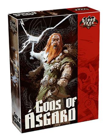 Blood Rage - Die Götter von Asgard Erweiterung