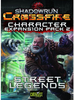 Shadowrun: Crossfire Expansion Pack 2: Sub Meta (engl.)