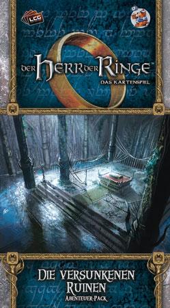 Der Herr der Ringe - Das Kartenspiel: Die versunkenen Ruinen (Traumjäger 4)