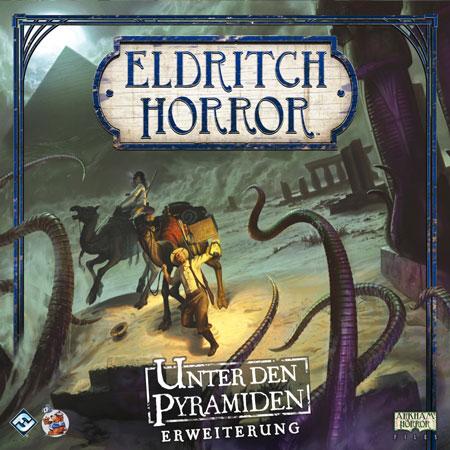 Eldritch Horror - Unter den Pyramiden (Erweiterung)