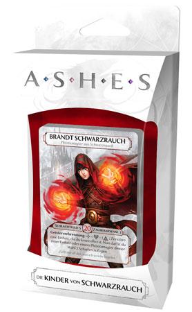 Ashes: Die Kinder von Schwarzrauch - Erweiterungspack 1