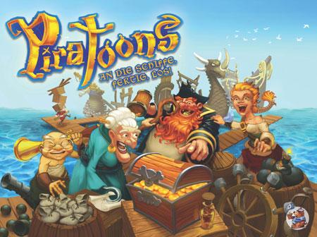 Piratoons: An die Schiffe, fertig, los!
