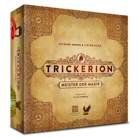 Trickerion - Meister der Magie