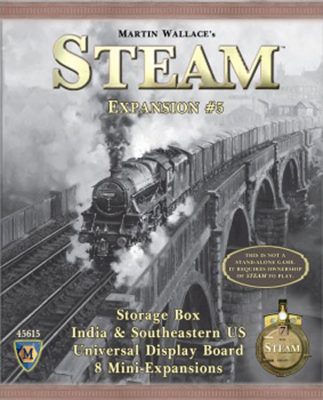 Steam - Map Expansion #5 (engl.)