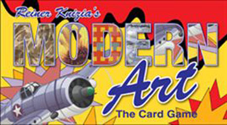 Modern Art - Cardgame (engl.)