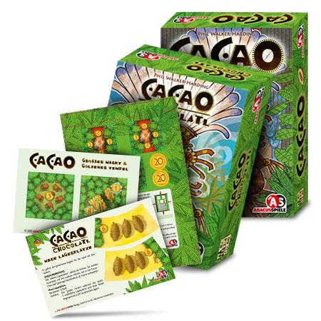 Cacao - Superbundle inkl. Promos