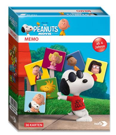 Peanuts - Memo