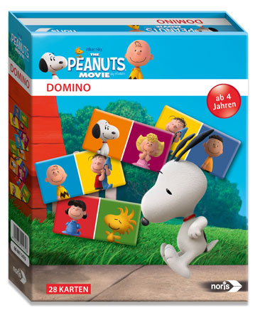 Peanuts - Domino