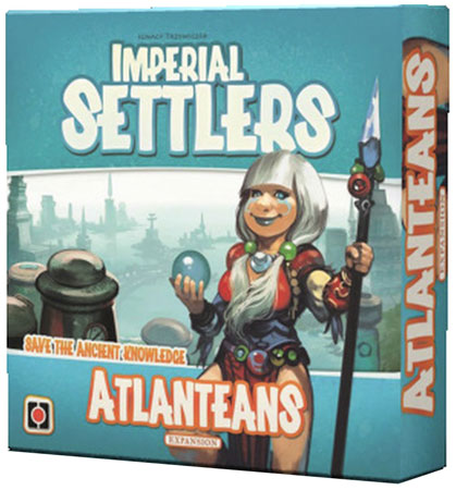 Imperial Settlers - Atlanteans Erweiterung (engl.)