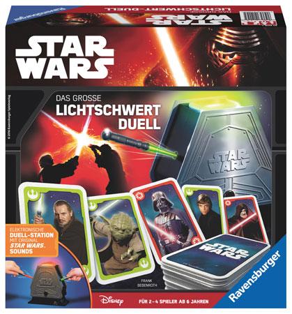 Star Wars: Das große Lichtschwert Duell