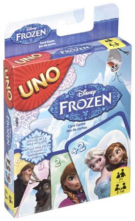 UNO - Die Eiskönigin