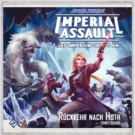 Star Wars: Imperial Assault - Rückkehr nach Hoth Erweiterung