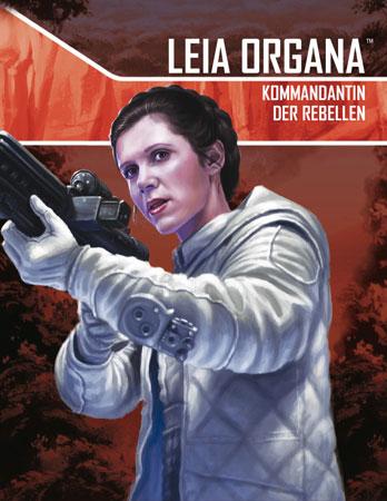Star Wars: Imperial Assault - Leia Organa