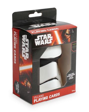 Star Wars Storm Trooper Helm - Spielkarten