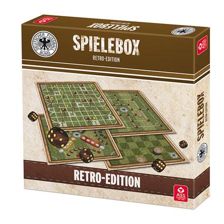 DFB Retro - Spielebox