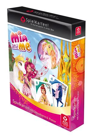 SpielKarten! - Mia and Me