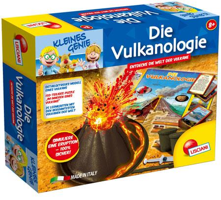 Die Vulkanologie (ExpK)