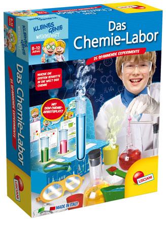 Das Chemielabor (ExpK)