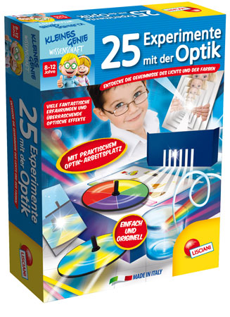 25 Experimente mit der Optik (ExpK)