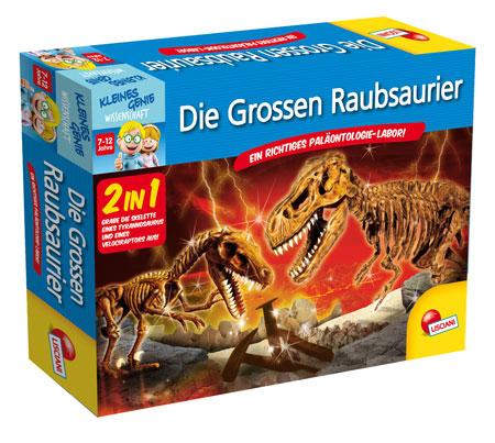 Die großen Raubsaurier (ExpK)