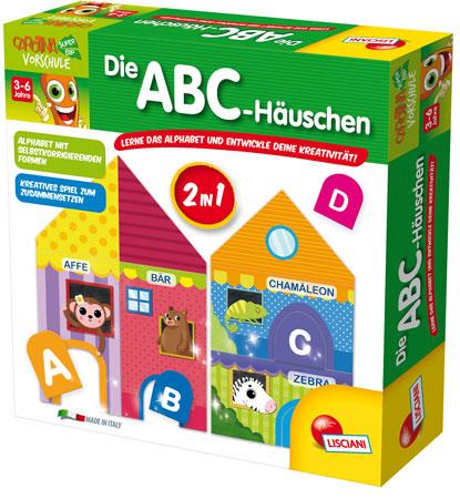 Die ABC-Häuschen