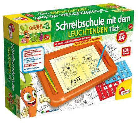 Edusystem - Schreibschule mit Leucht-Tisch