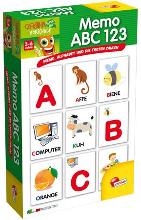 Memo ABC 123