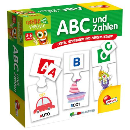 ABC und Zahlen