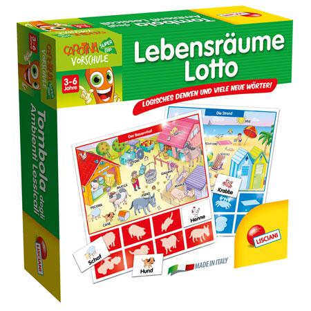 Lebensräume Lotto
